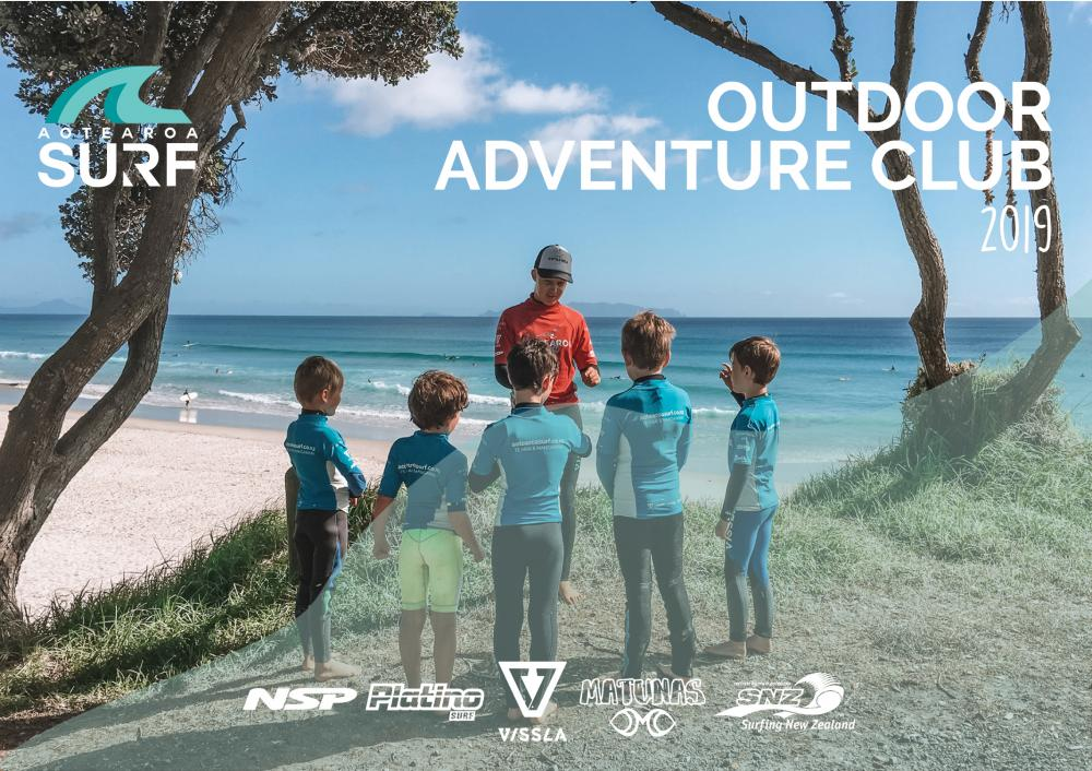 Outdoor Adventure Club (School Holiday Program)