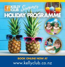 December 2018 Summer Holiday Programme