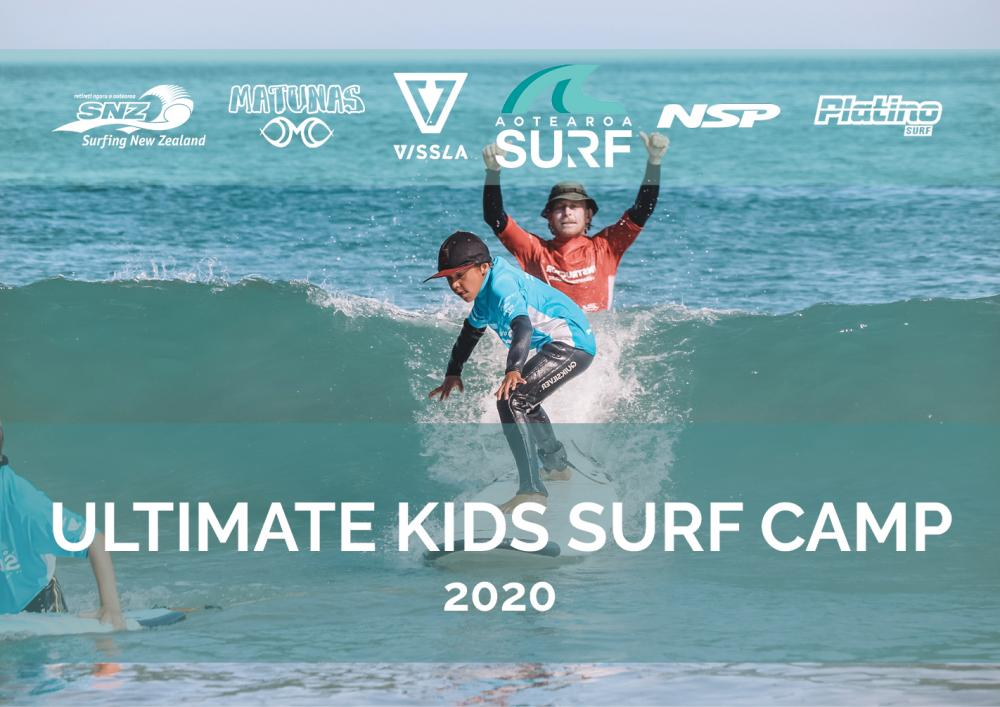 The Ultimate Kids' Surf Camp 2