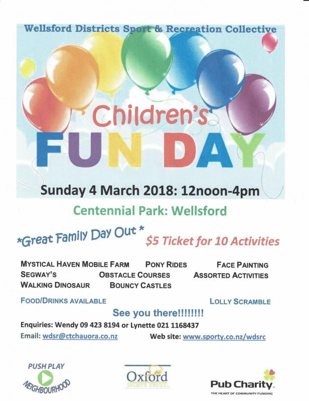 Children's Fun Day