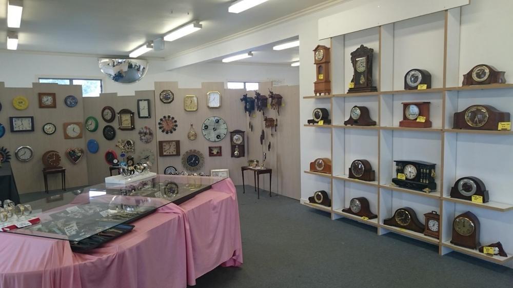 Clock sale