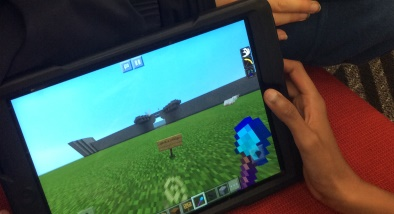 Minecraft Fantasy Island challenge