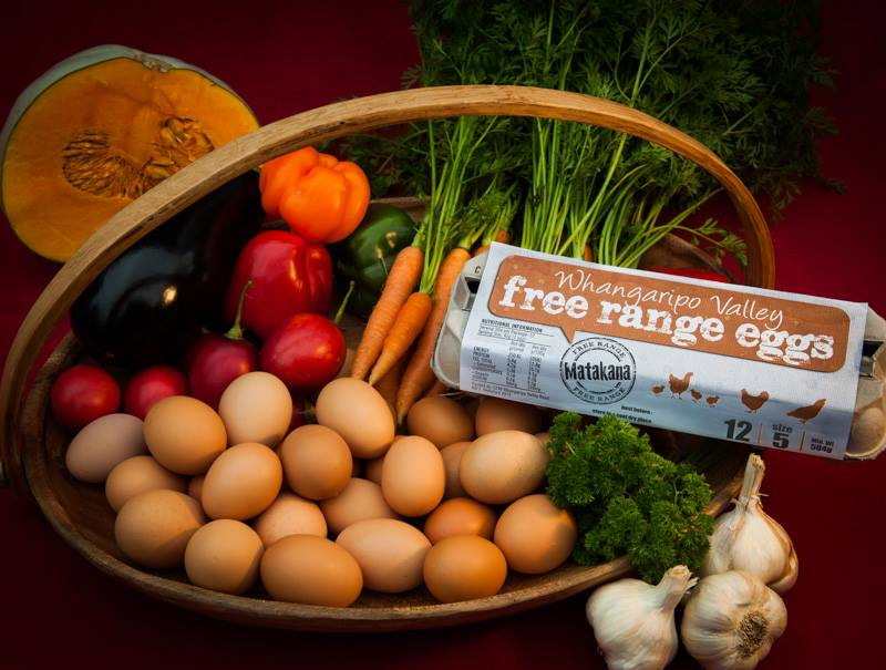 Whangaripo Valley Free Range Eggs