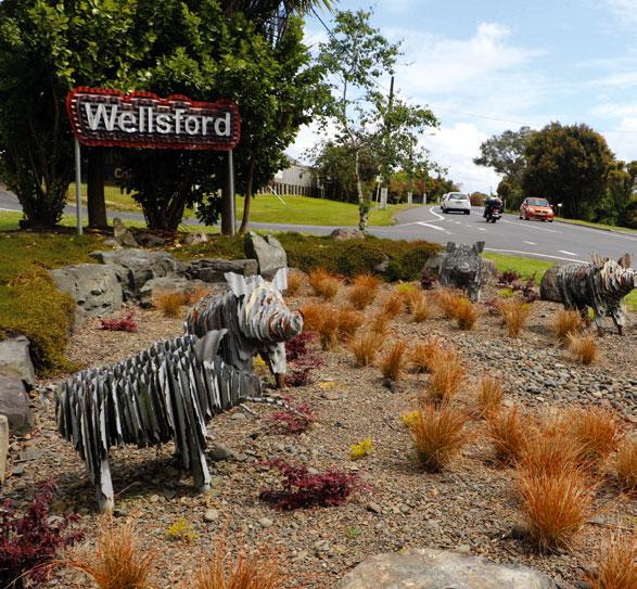 Wellsford to Warkworth Bus Service