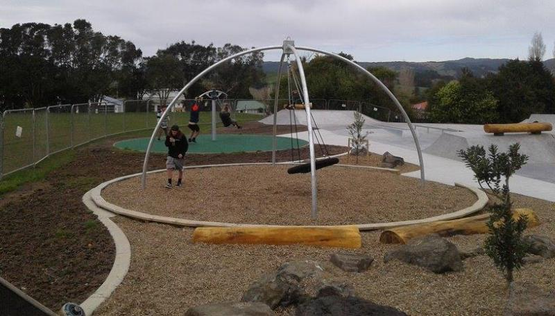 Wellsford Skate Park