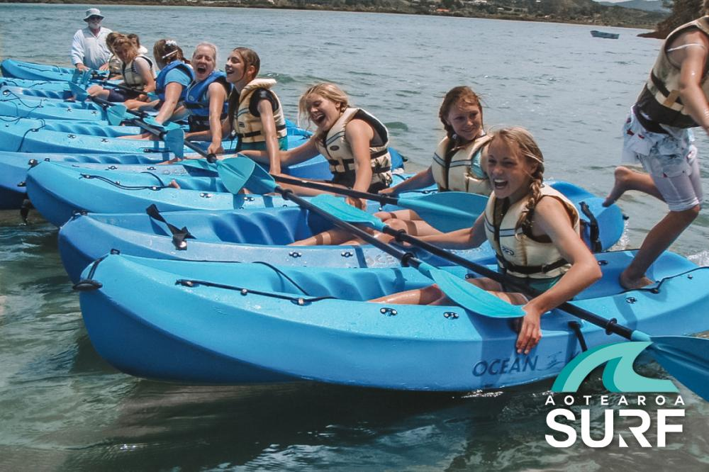 Ourdoor Adventure Programs during the Christmas Holidays