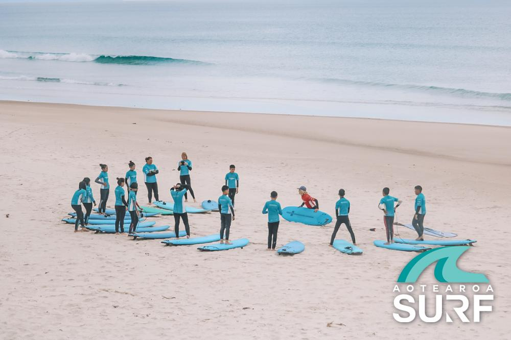 Surf lessons for all ages & stages!