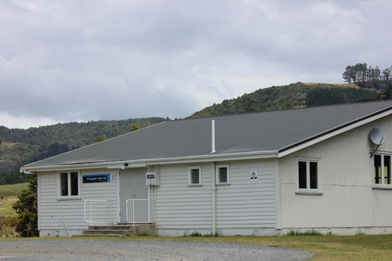 Whangaripo Valley Hall