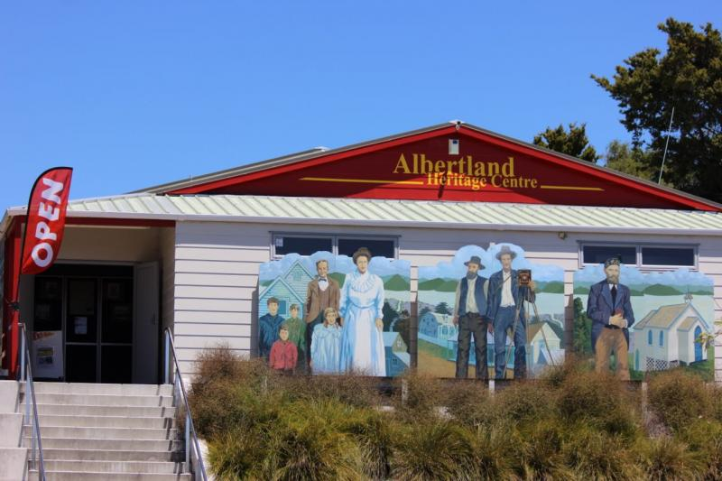 Albertland & Districts Museum