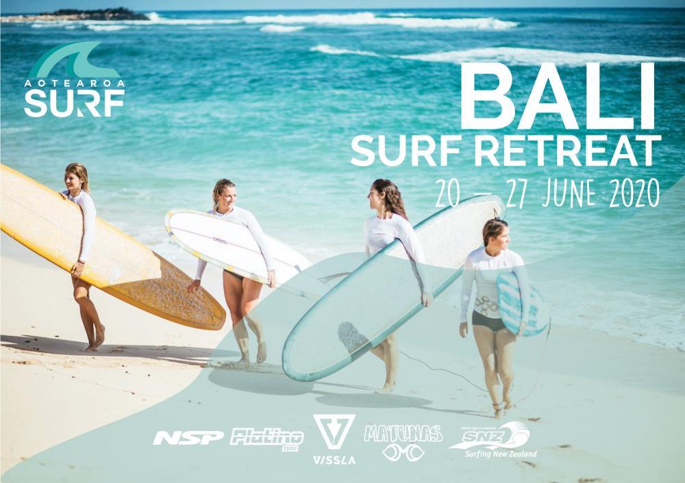 Bali Surf Retreat 2020