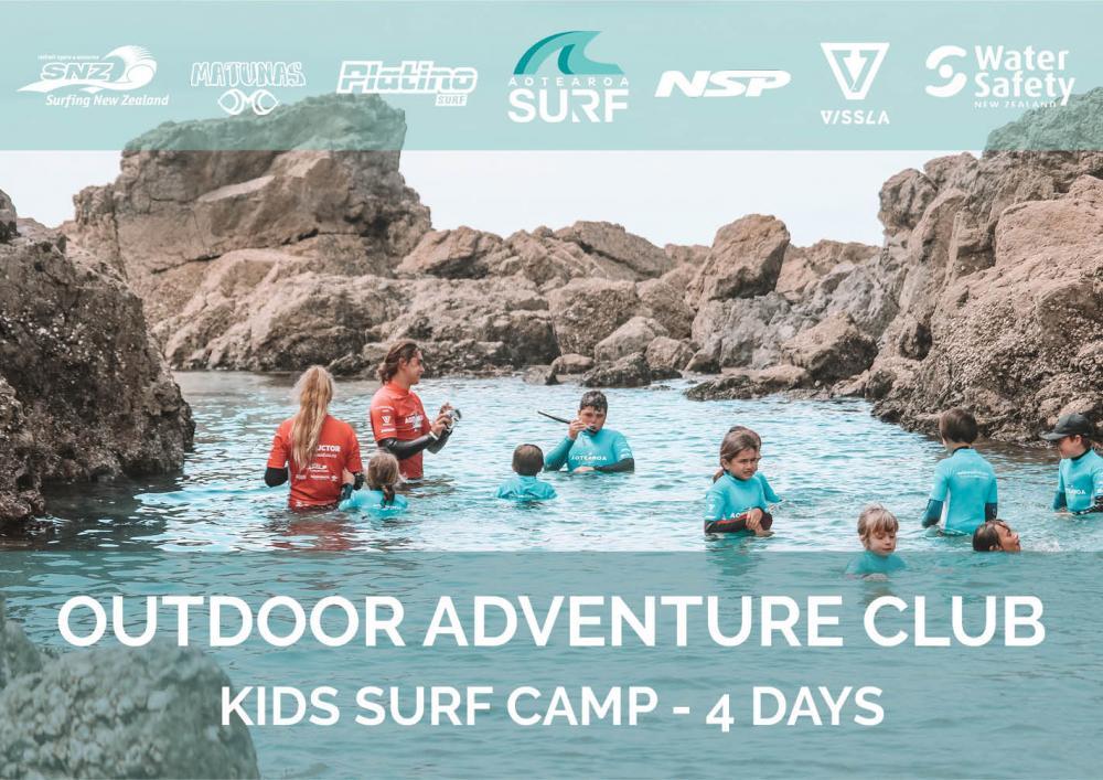 Outdoor Adventure Club - School Holiday Program