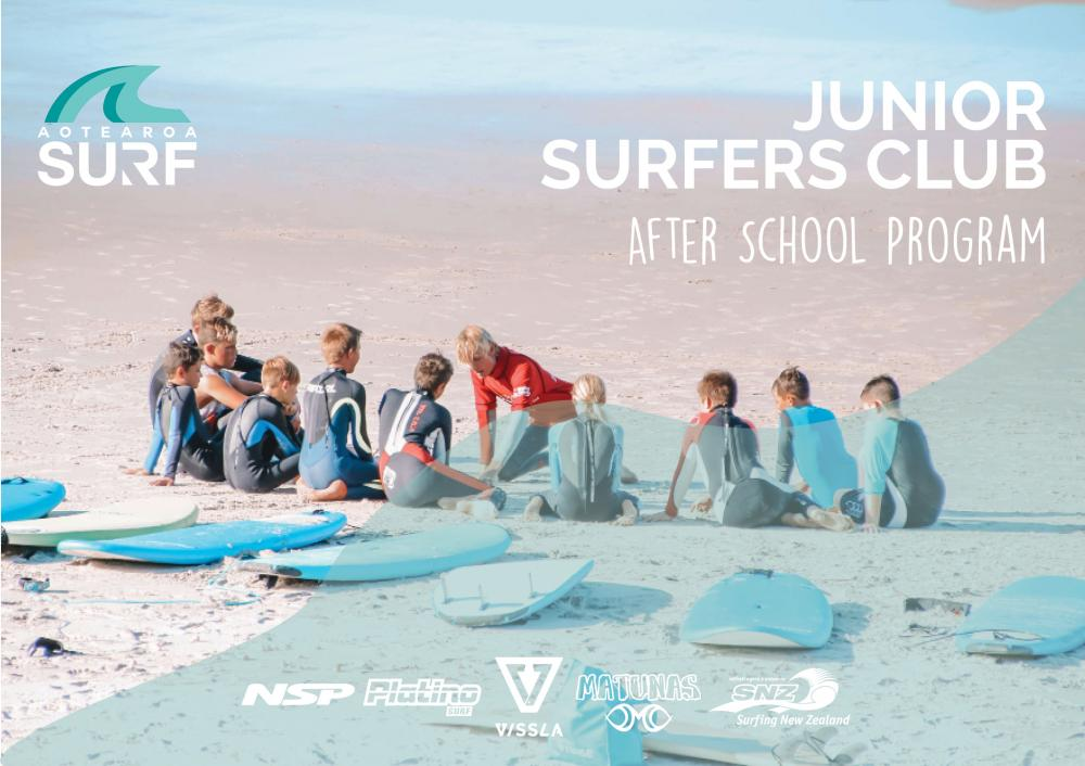Junior and Micro Surfers after school program
