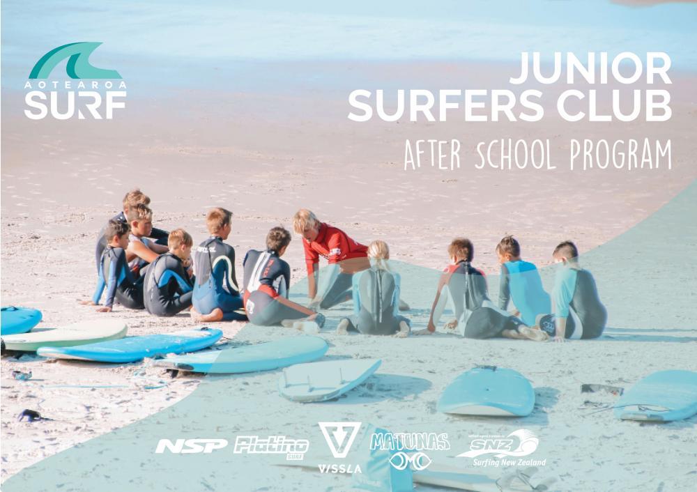 Micro & Junior Surfers - After School Program